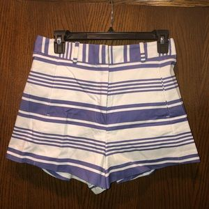 NWOT Victoria's Secret High Waisted Shorts
